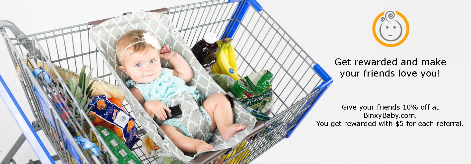 Binxy Baby Referral Program