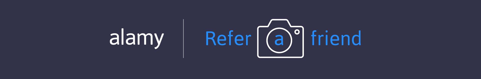 Alamy Referral Program